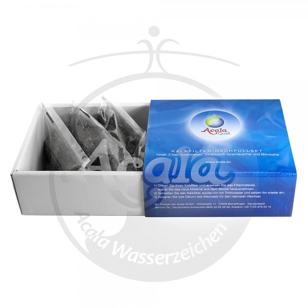 Jahrespaket Advanced  für AcalaQuell® Advanced